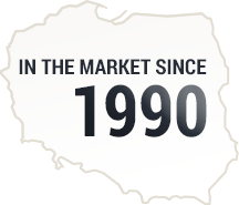 In the market since 1990